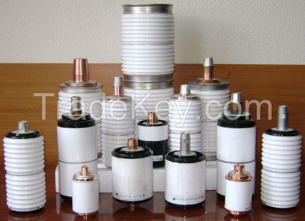 Ceramic insulators
