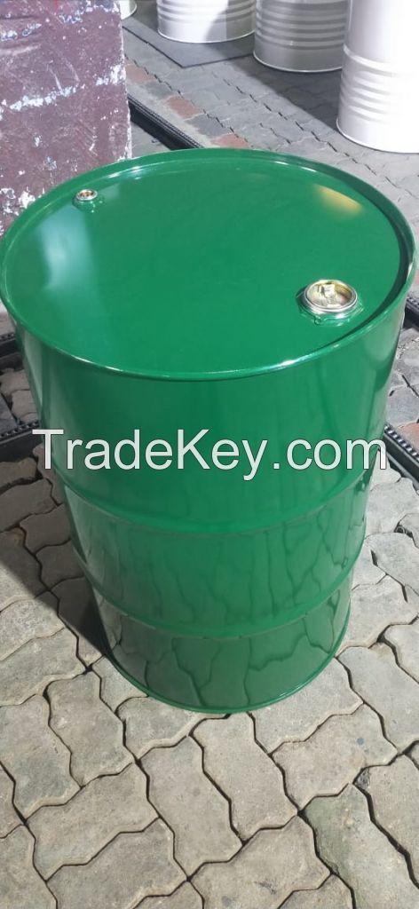210 Liter (55 gallon) Steel Barrels/Drums