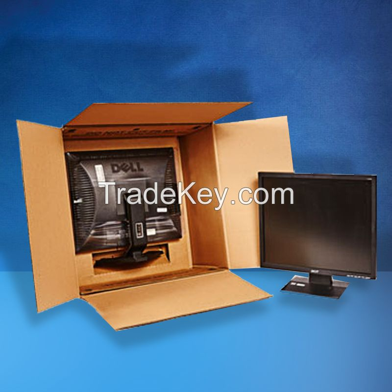 Retention packaging, electronic express shipping