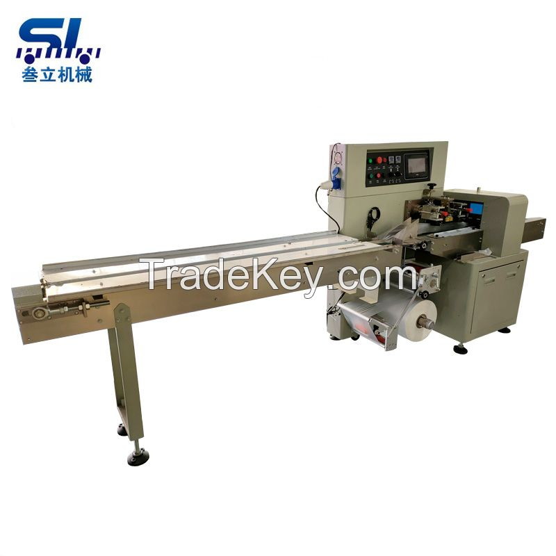Good Price Pillow Type Packing Machine Flow Wrapping Machine
