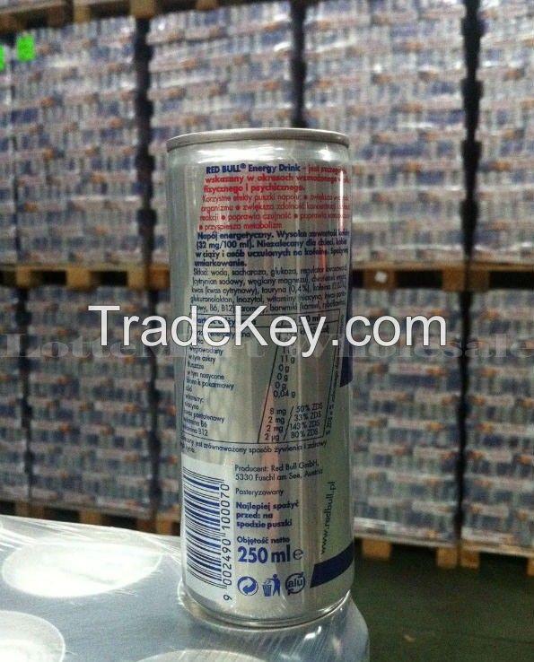 promo!! energy drink original 250ml red bull