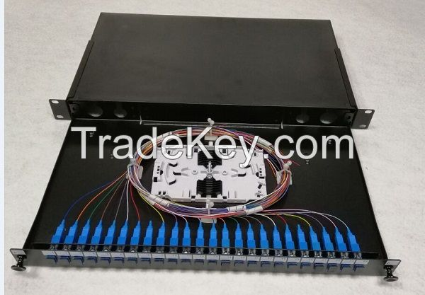 Fiber optic broadband equipment
