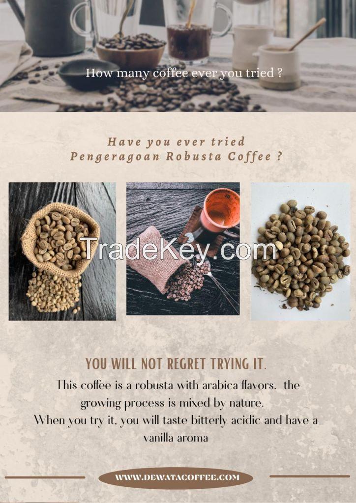 Badingkayu Robusta Coffee