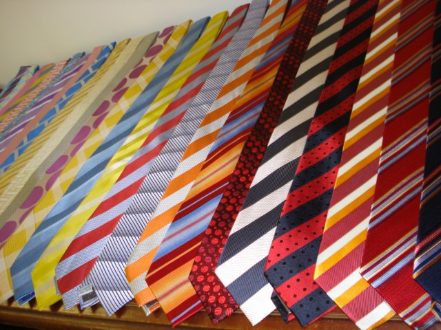 Hand Made Silk Neck Ties