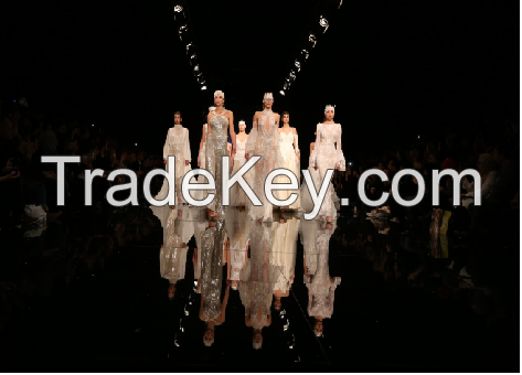Ready-to-wear, wedding dress, wedding suit and evening dress