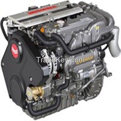 YANMAR 4LV195 Marine Diesel Engine 195hp