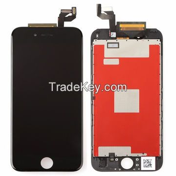 A+ Grade Quality LCD Screen for iPhone 6s Black Assembly with Frame