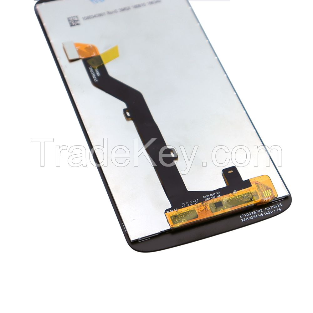 LCD Touch screen Display Assembly Digitizer for MOTO E5