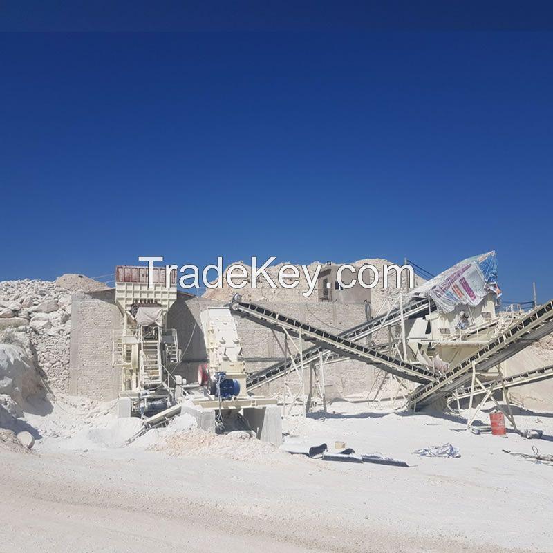 gypsum crushed in bulk