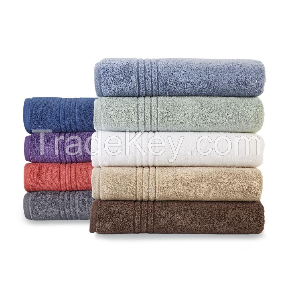 Soft Plush Cotton Terry Towels