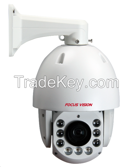 2MP IR Face Detection Network Dome Camera