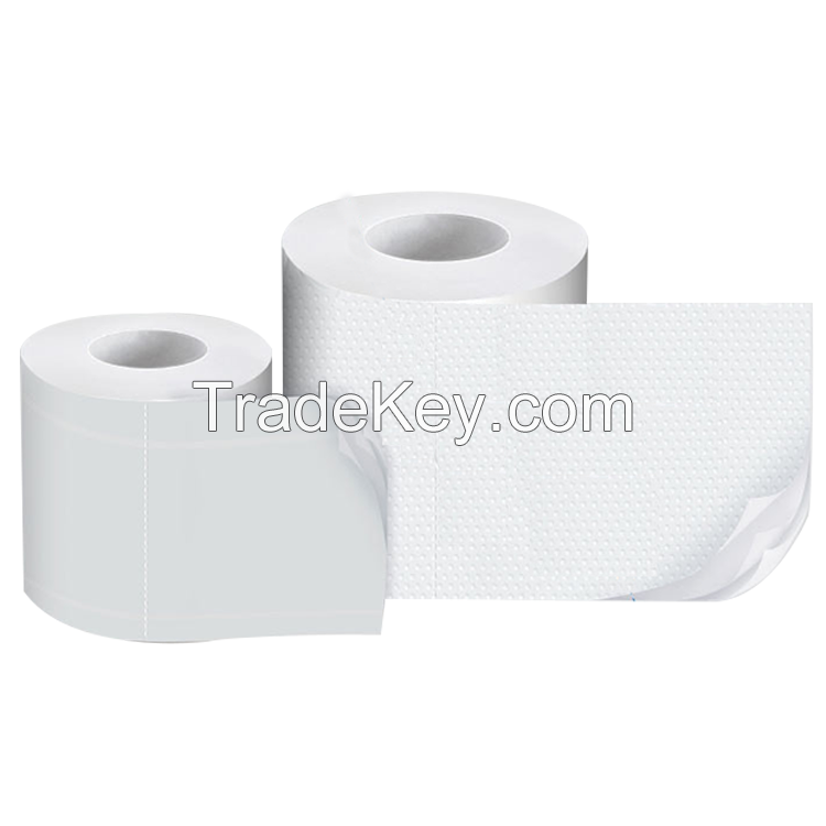 High Quality Dissolve rapidly toilet papers high quality toilet paper tissue roll