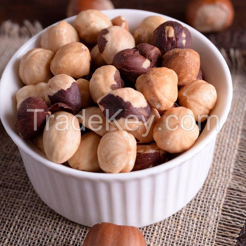 Original High Quality Hazelnuts suppliers Hazelnut kernels/Hazelnut in shell/ Organic hazelnut Roasted