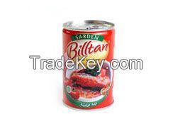 Canned Sardines