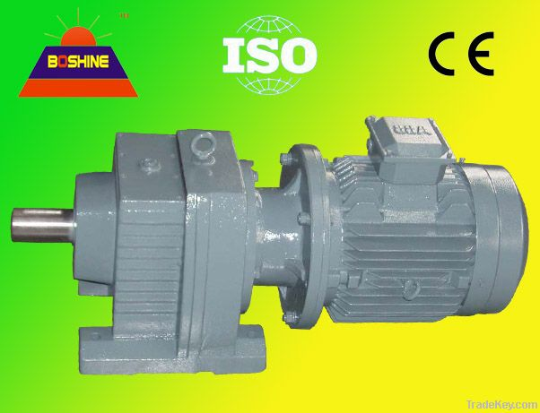 High Quality Helical Geared Reducer Motor