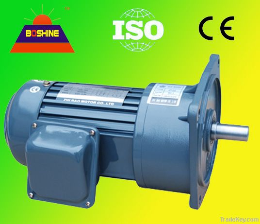 G3 In-Line Helical Gear Full Close Reducer Motor