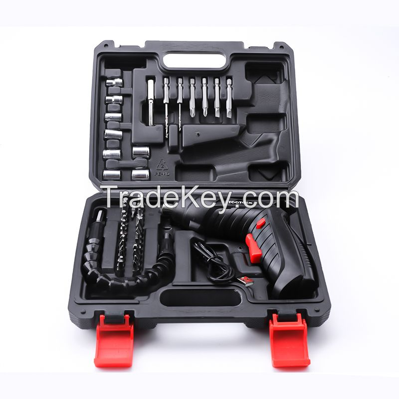Tootock Power Rechargeable Electric Cordless Screwdriver WP195