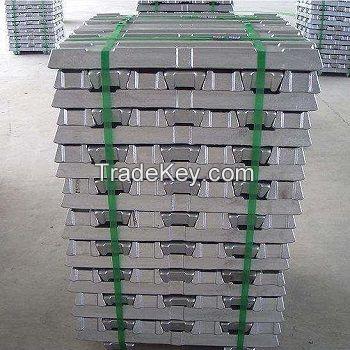 Aluminium alloy ingot ADC12