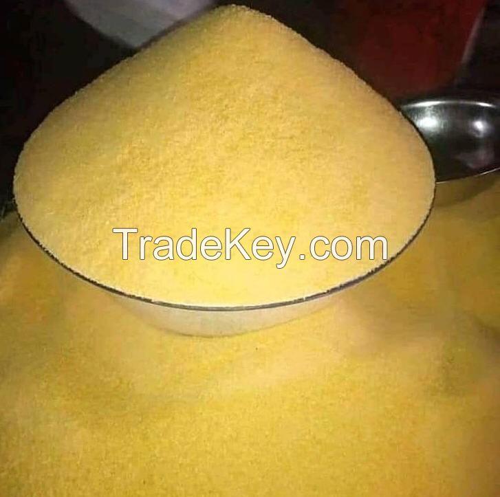 cassava flakes (Garri)