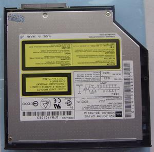 DVD Combo for IBM T-Series