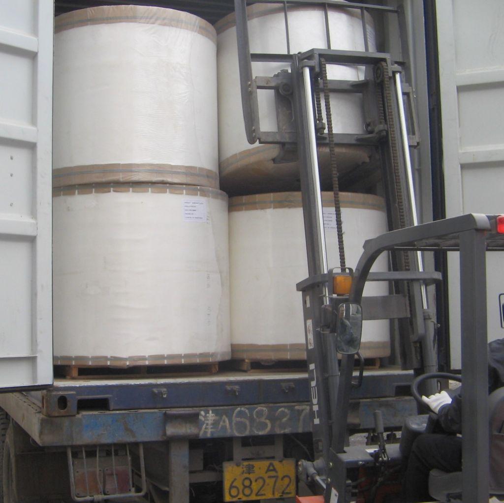 Spunbond Long Fiber Polyester Nonwoven Mat for APP/SBS Modified Bitumen Waterproofing Membrane