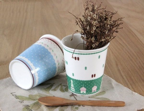 Beverage Coffee paper cup disposable paper cup