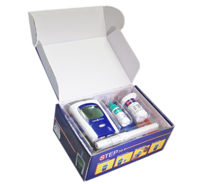 Easy Check Glucose Monitor Kit