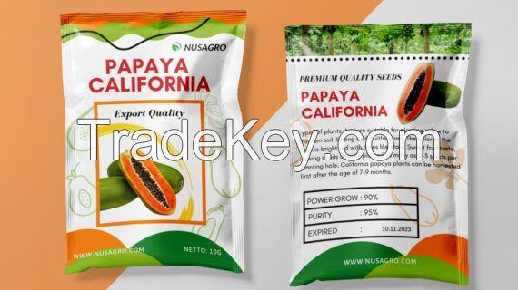Papaya Seeds Ipb9 (California Papaya Seeds)