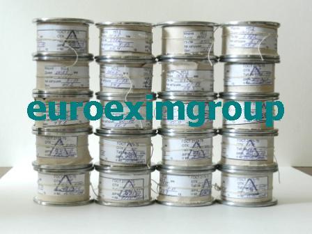 Nickel wire, round - 99, 95% (GOST 2179-75)