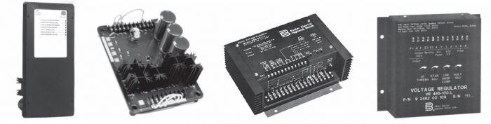 Basler Automatic Voltage Regulators