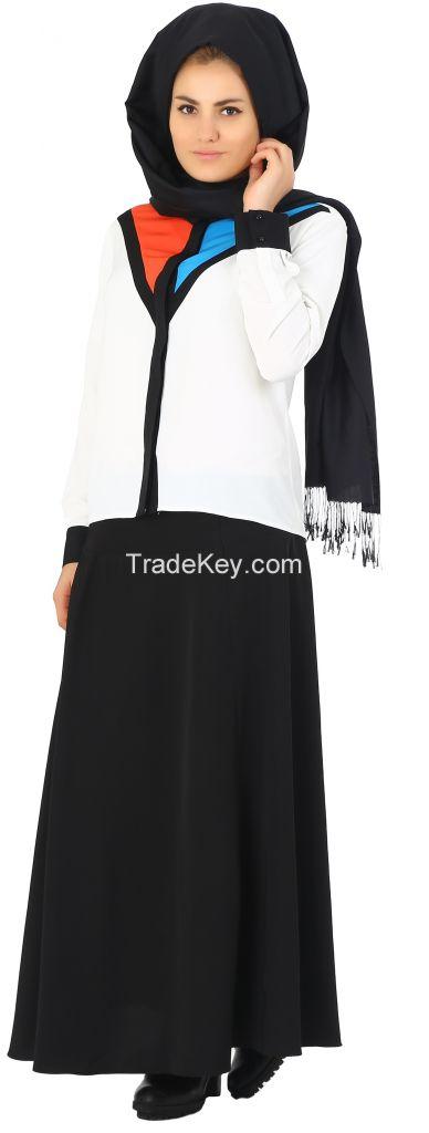 Muslim Hijab Ladies wear Tunic