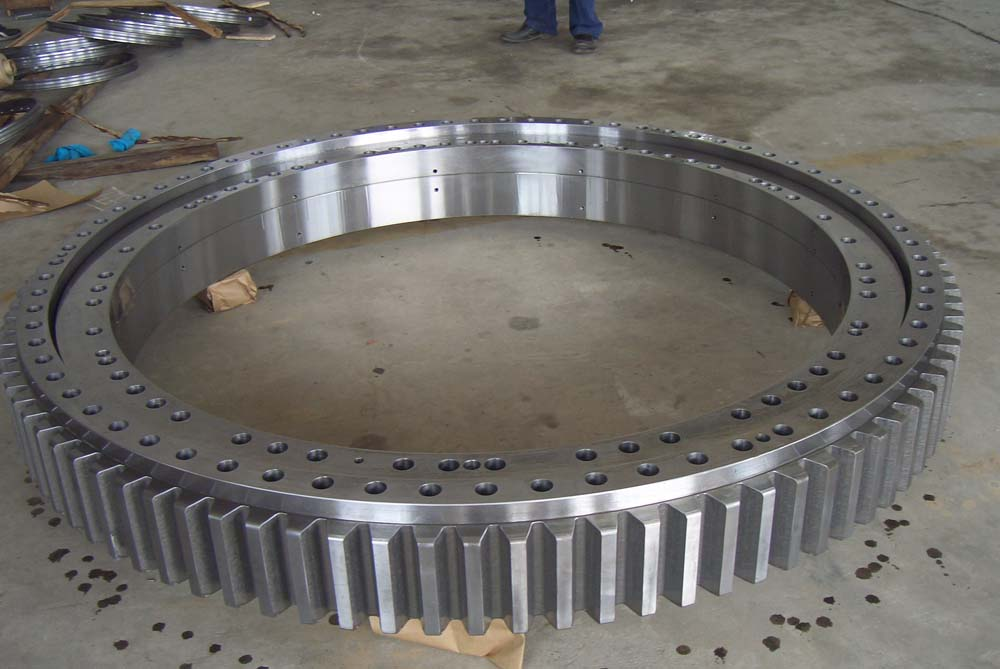 slewing bearing for crane and excavator