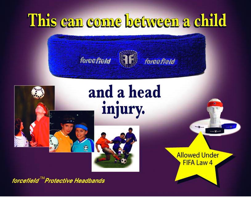 Forcefield Protective Headbands