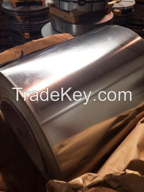 Tinplate (ETP) coils