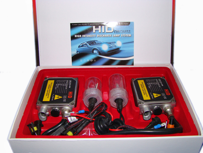 HID Xenon Light-Red
