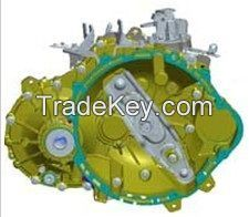 Front Wheel drive transmission assembly