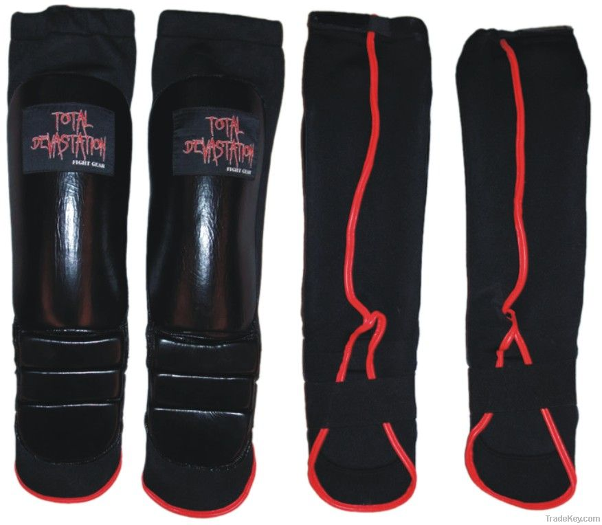 Shin Guards & Protective Pads