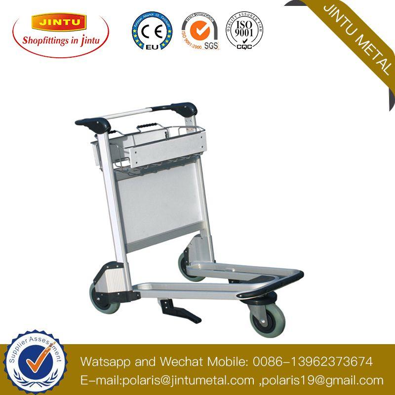 Aluminium Alloy Airport Hand Cart /Airport trolley