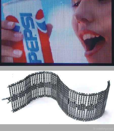 P20, P31.25 LED Flexible Video Screens
