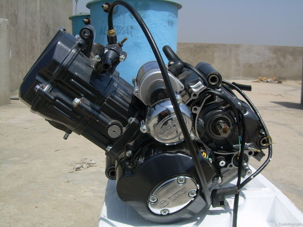 ZG Water Cool 200CC Motorcycle Engine