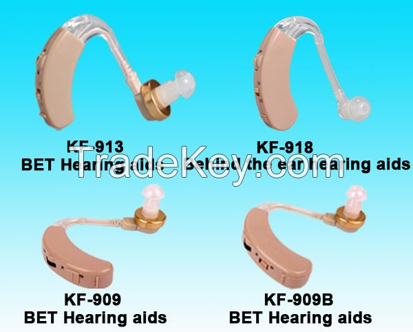 BTE pocket hearing aids