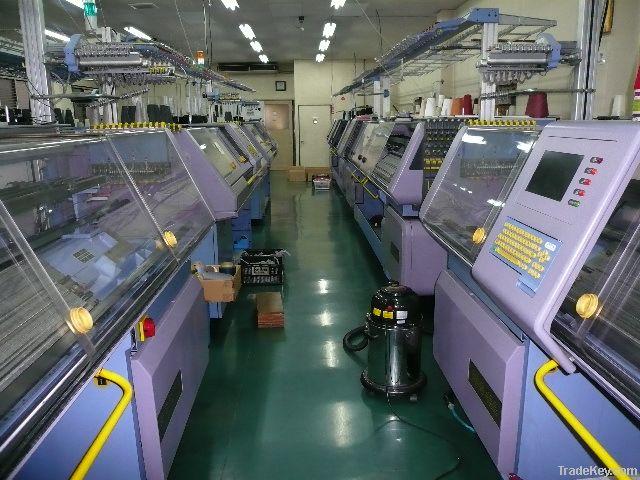 STOLL Computerized Flat Knitting Machines