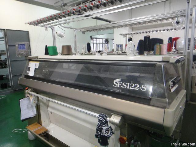 SHIMA SEIKI Flat Knitting Machine