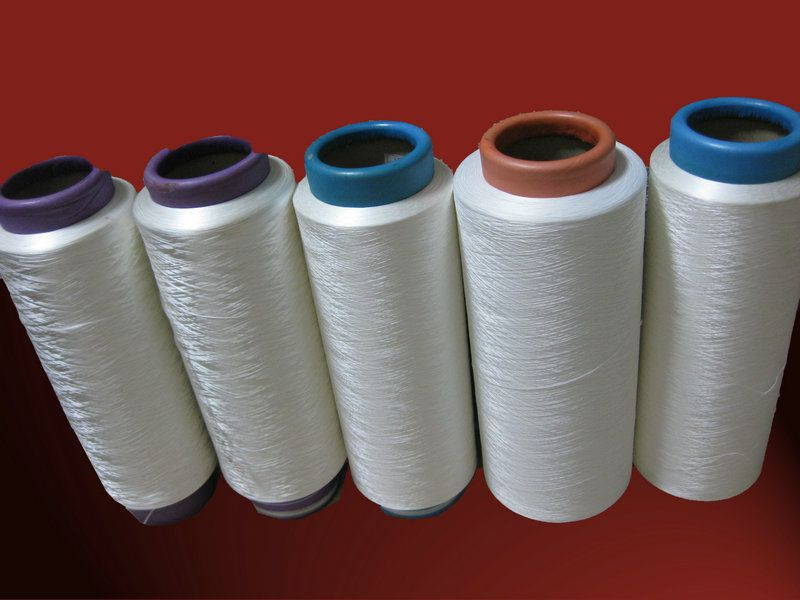 easy dyeing cationic yarn (dyed 90 degree for deep color)