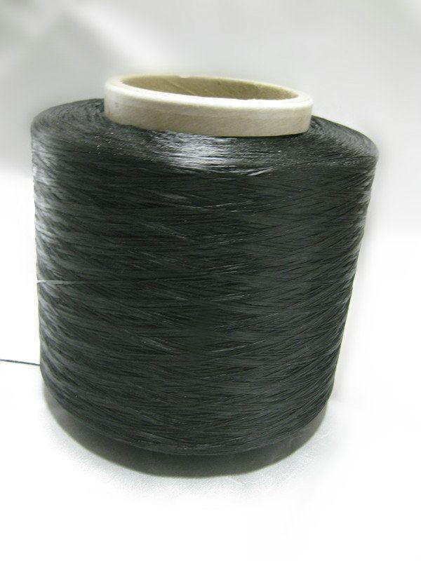 dope dyed microfiber polypropylene (low gravity)