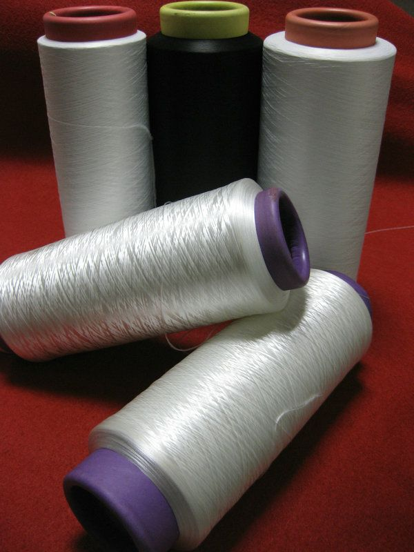 cationic yarn (for weaving and knitting)