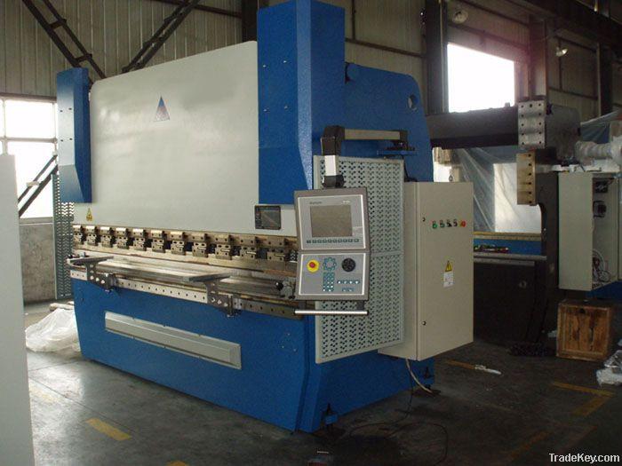 SM CNC Electro-Hydraulic Servo Press Brake