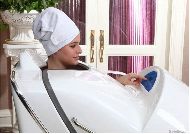 thermal spa capsule with infrared massage function