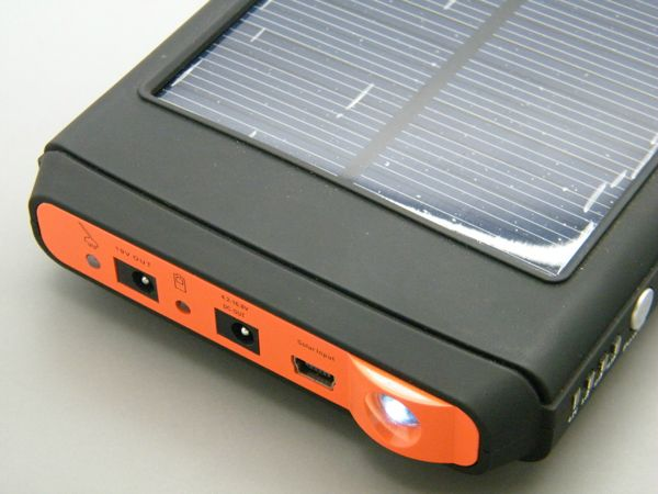 12000mAh solar charger power bank for laptop , solar charger vendor