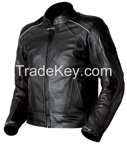 High quality Motorbike leather jackets